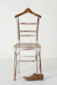 Something's Afoot Chair, £268, Anthropologie