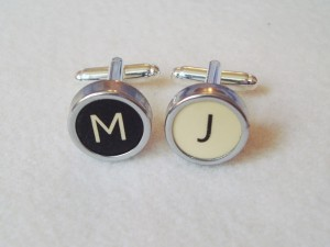 Typewriter Cufflinks, Kapunk
