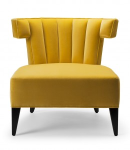 Isabella Slipper Chair - Stuart Scott Associates Ltd