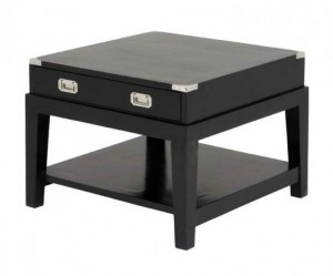 Seattle Side Table, Black Orchid Interiors