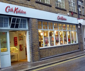 Cath Kidston Shop, Covent Garden by Homegirl London