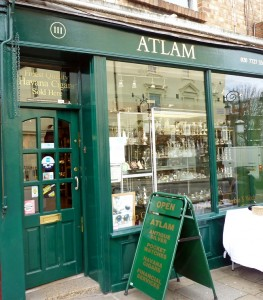 Atlam Antiques, 111 Portobello Road, London W11 2QB, Homegirl London