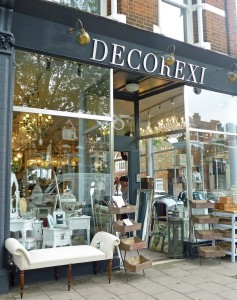 Decorexi, Chiswick High Road, Homegirl London