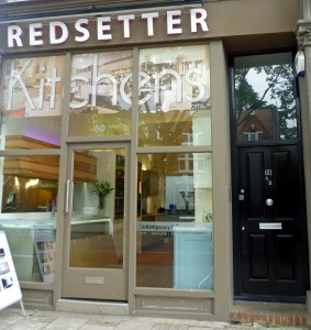 Redsetter Kitchens Ltd, Chiswick High Road, Homegirl London
