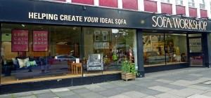 Sofa Workshop, Chiswick High Road, Homegirl London