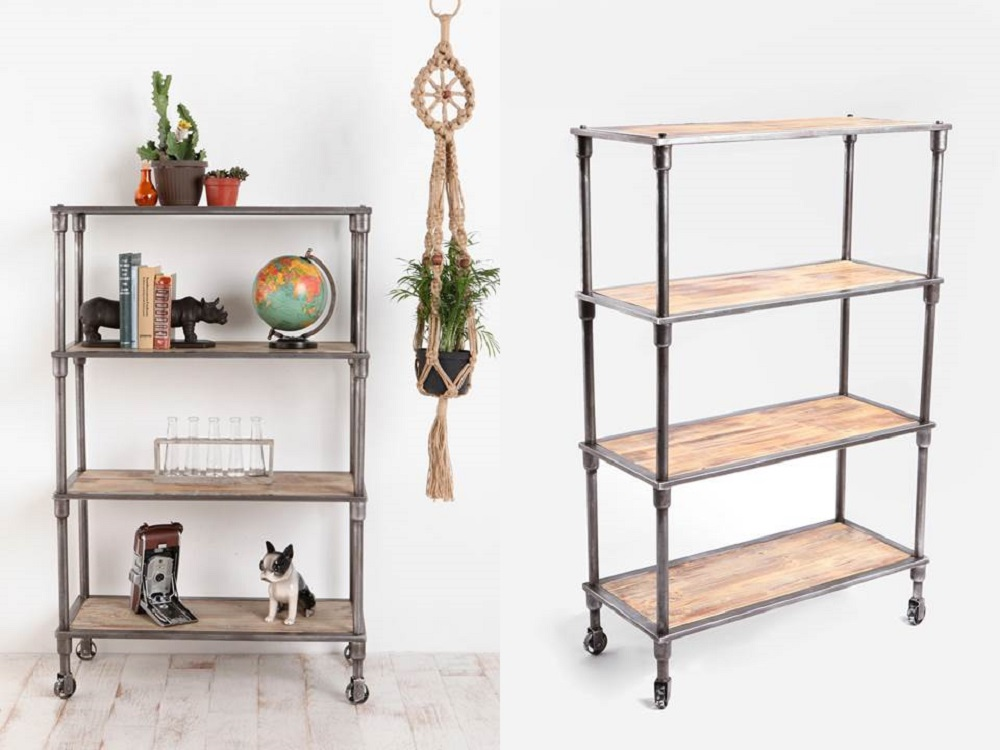 Perfect Finds: Heritage Bookshelf