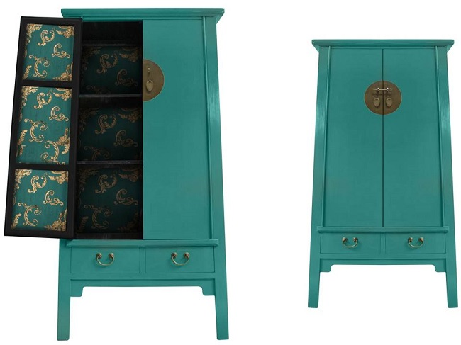 Chinese Furniture Storage Cabinet Revival Homegirl London