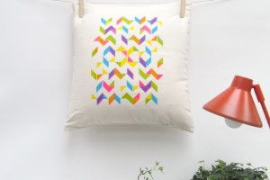 rolfe and wills adorn home accessories with colourful geometrics
