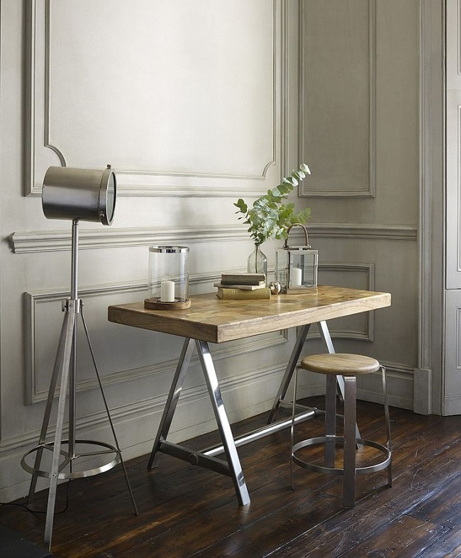 wonderful wooden desks for home office homegirl london