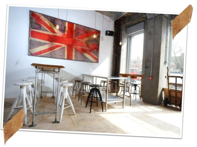 london restaurant blog, foxcroft and ginger interiors