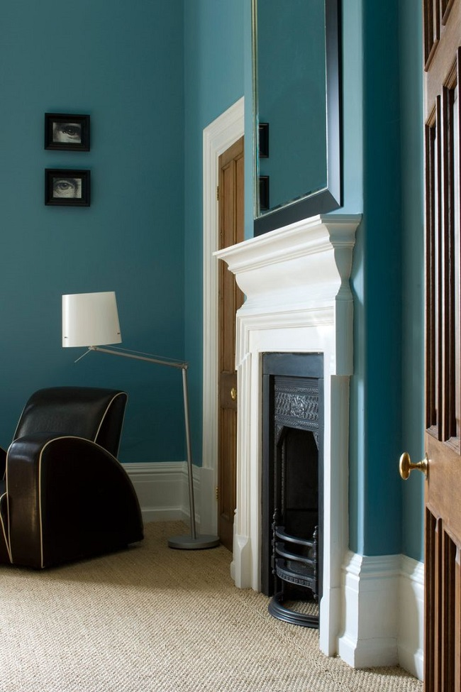 Beautiful Blue Paint Ideas For Living Rooms Homegirl London