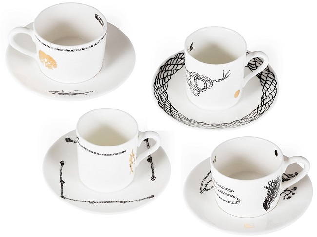 harley boden cups and saucers