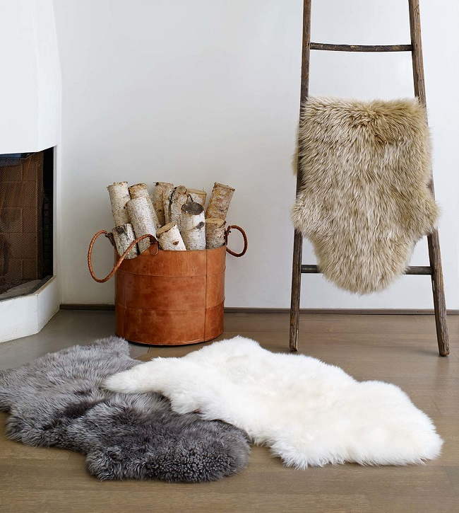 Luxurious Super Soft Sheepskin Rugs Homegirl London