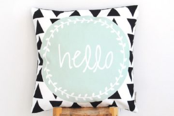fresh mint green living room accessories featured image