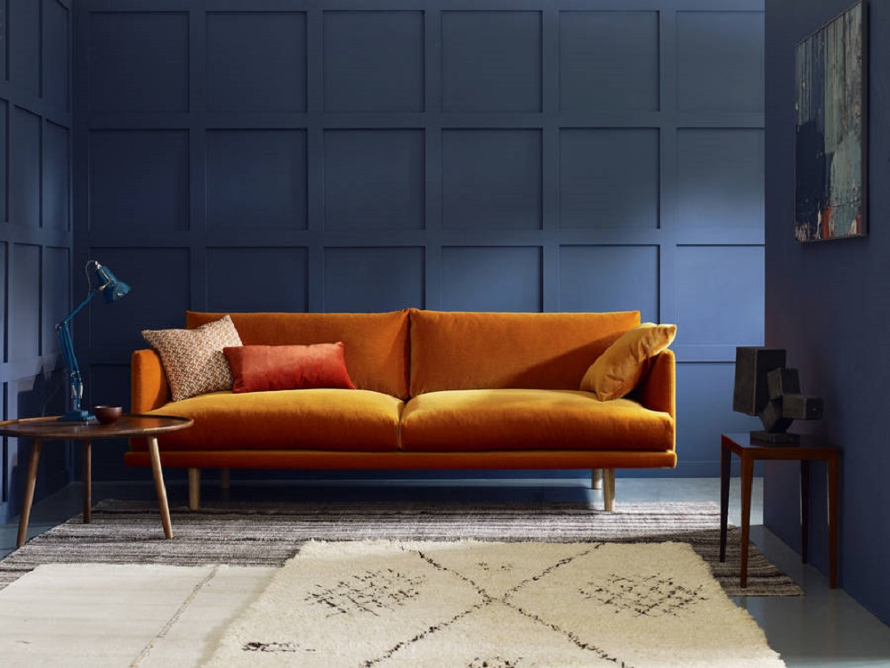 Beautiful Burnt Orange Living Room Ideas Homegirl London