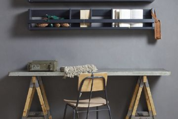 inspiring industrial home office ideas featured image