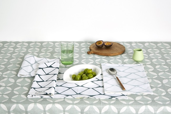 georgia bosson napkins tablecloths