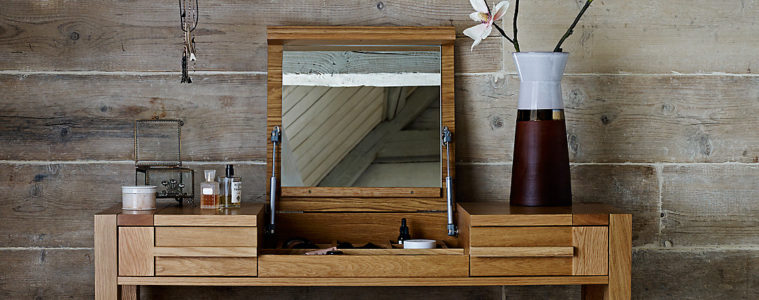 good looking oak dressing tables featured image
