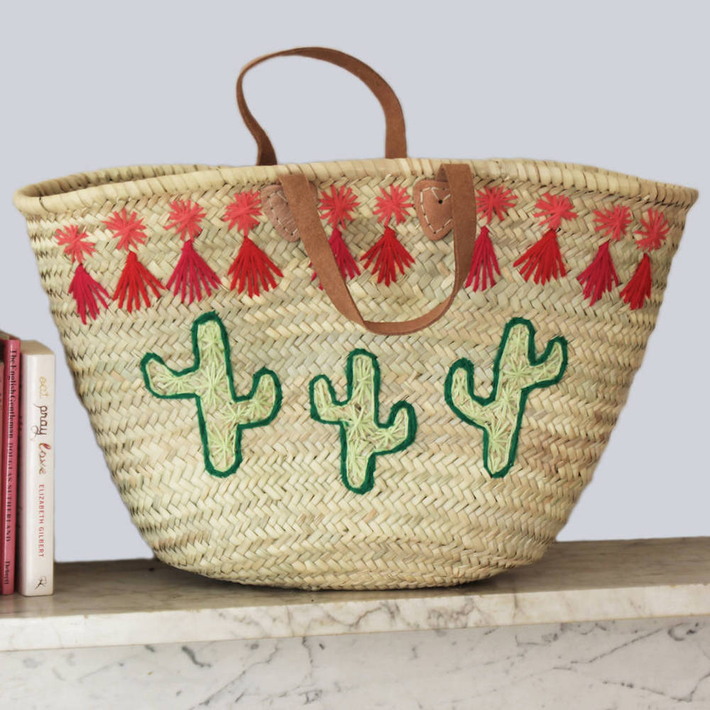 Super Cute Wonderful Woven Beach Bags