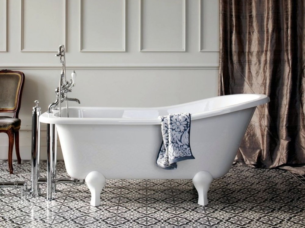 Totally Tempting Traditional Bathroom Ideas